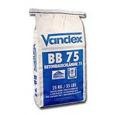 VANDEX BB75 cementinė hidroizoliacinė danga, 25kg